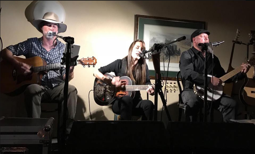 Murder Ballads at the Ravenswood Hotel