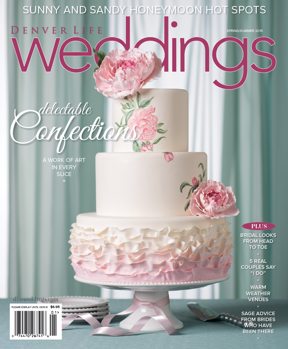 Denver Life Weddings Spring 2015