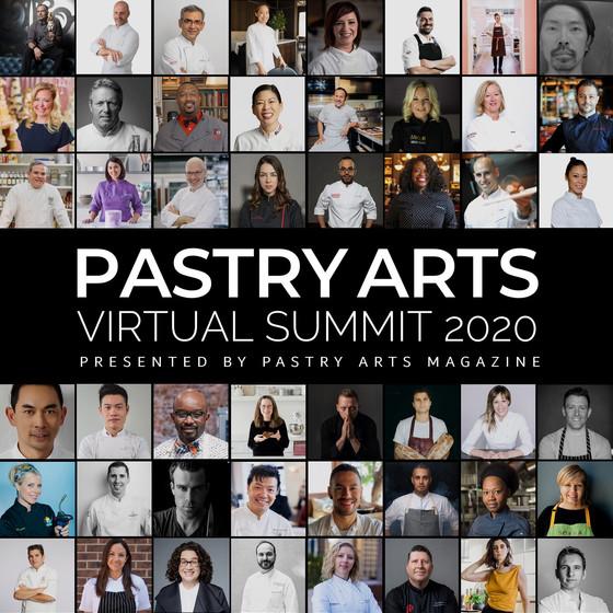 Pastry Arts Summit