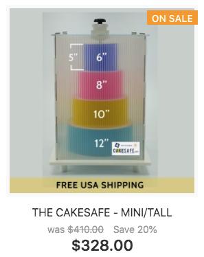 CAKESAFE SALE!!!!