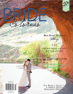 Rocky Mountain Bride Fall 2014