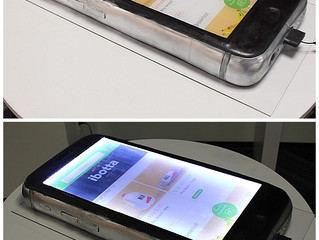 Fun Friday: Ibotta Light Up iPhone Cake