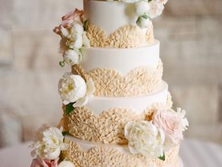 Weddings Wednesday: Buttercream Ruffles
