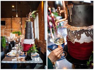 Show-Stopping Pour-Through Cakes
