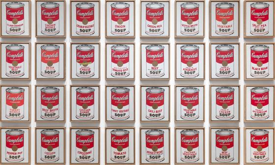 Celebrating Andy Warhol