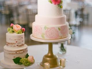 Boho Wedding Featured in BRIDES