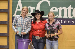 rodeo buddy barrel pic up