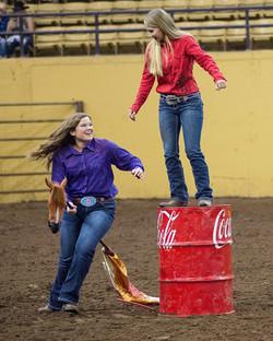 rodeo pick up stick