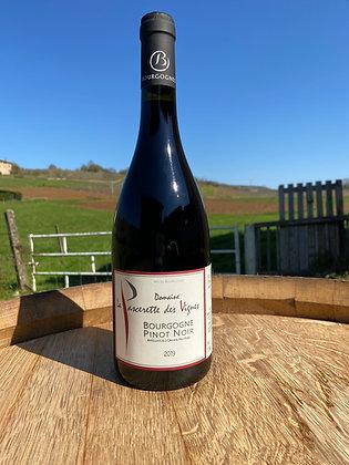 Rouge - Bourgogne Pinot Noir 2019 X 6