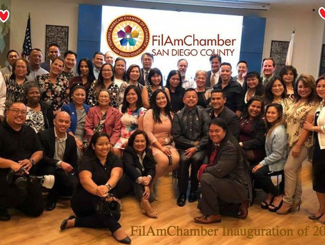 Happy Valentine's Day from the            FilAm Chamber of Commerce