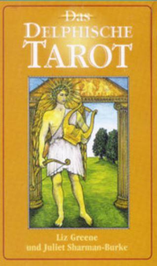 Delphisches Tarot - Karten