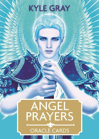 Angel Players Oracle Cards ( 44 cards + Guidebook)