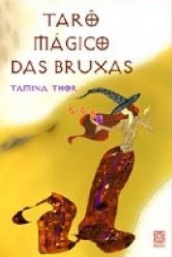 Tarô Mágico das Bruxas (Livro + Baralho)