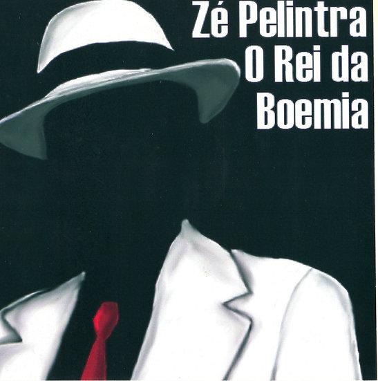 CD ZÉ PILINTRA O REI DA BOEMIA