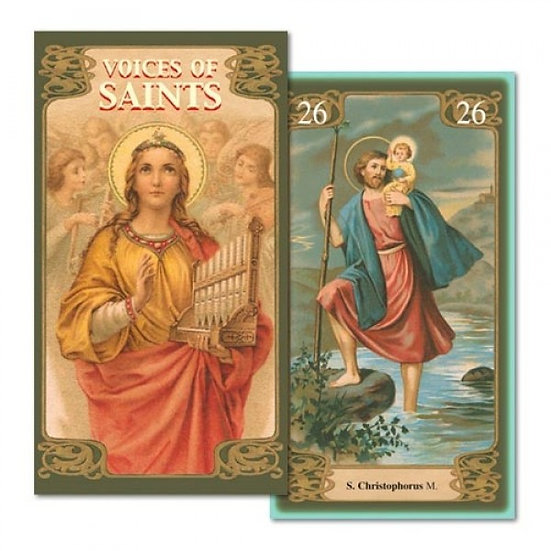 Voices of Saints - Tarô das Vozes Santas