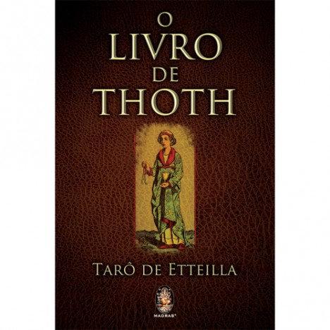 Livro de Thoth, O - Tarô de Etteilla (Livro + Baralho)