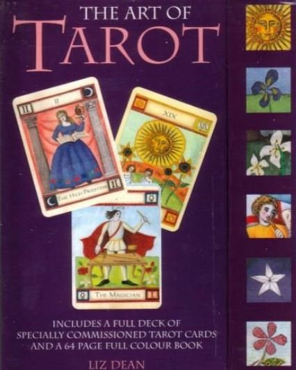 The Art Of Tarot - Box Set -Inc 78 Tarot Cards + Guidebook