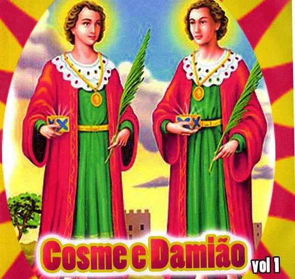 CD COSME E DAMIÃO Vol. 1