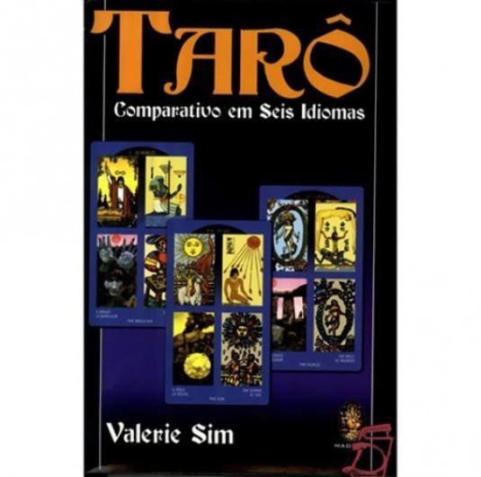 Tarô Comparativo em Seis Idiomas (Livro + Baralho)