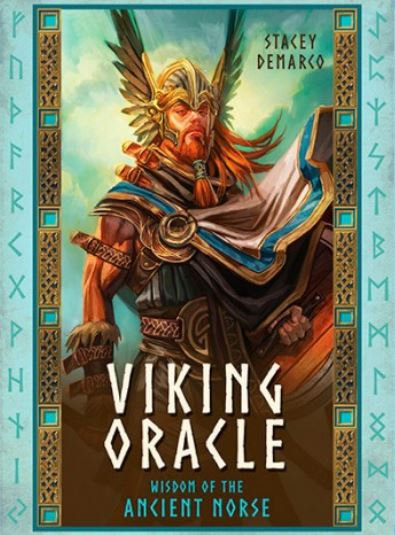 Viking Oracle ( 45 Cards + Guide Book )