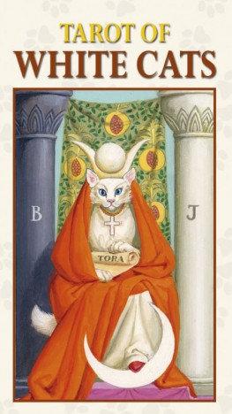 Tarot of White Cats - Edição de Bolso