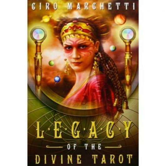 Legacy of the Divine Tarot (Livro + Cartas)