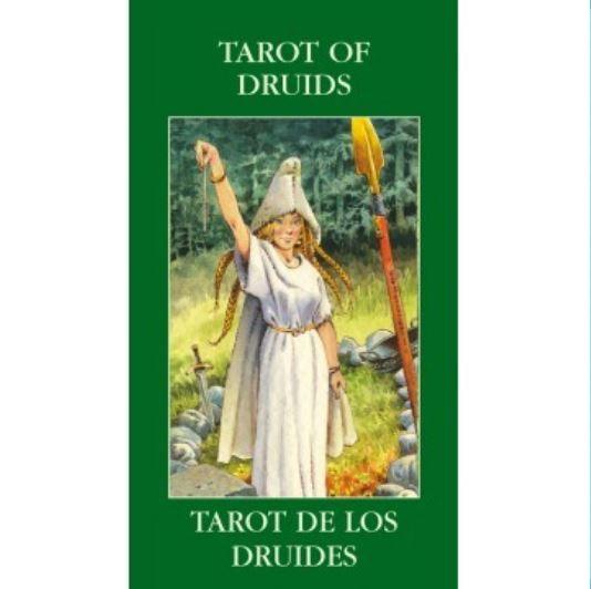 Tarot of Druids - Edição de Bolso