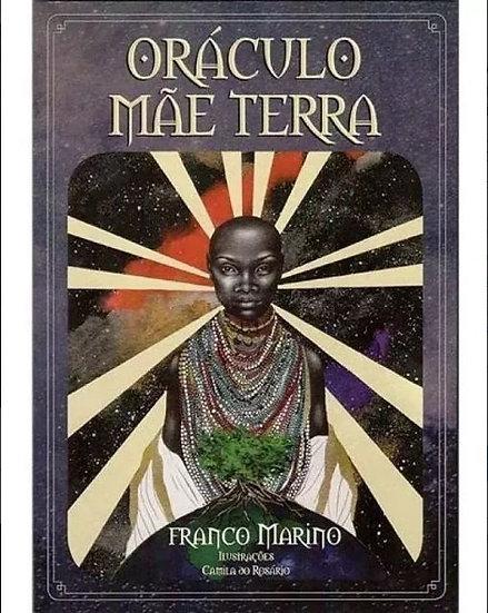 Oráculo Mae Terra Cartas+um Lindo Presente Para Você Merece.