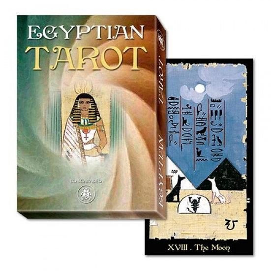 Egyptian Tarot - Arcanos Maiores