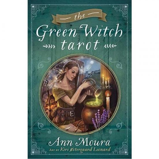 The Green Witch Tarot (Livro + Cartas)