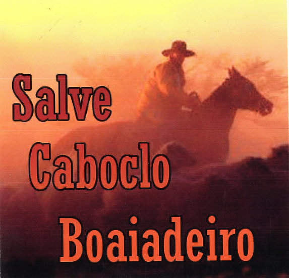 CD SALVE CABOCLO BOIADEIRO