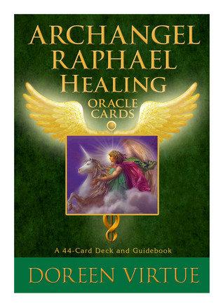 Archangel Raphael Healing Oracle ( 44 cards + Guidebook )