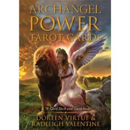 arcanjo power tarot cards