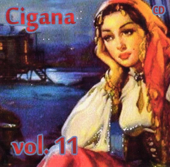 CD CIGANA Vol. 11