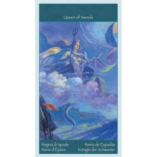 Tarot of Mermaids - Tarot das Sereias - Edição de Bolso