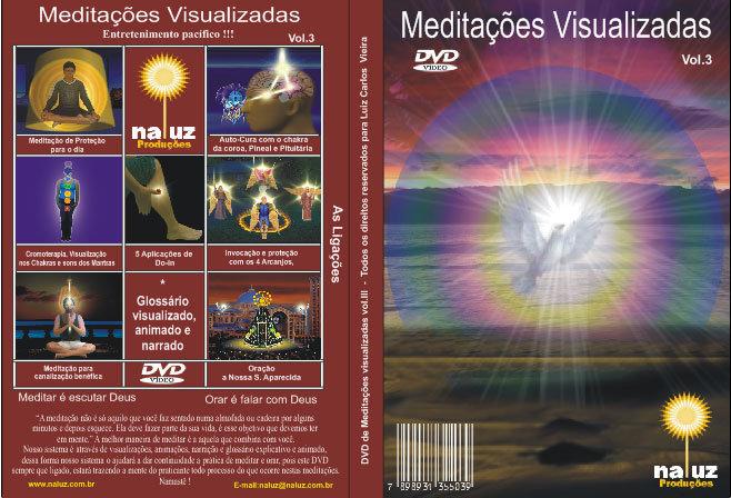 MEDITAÇÕES VISUALIZADAS VOL. 3