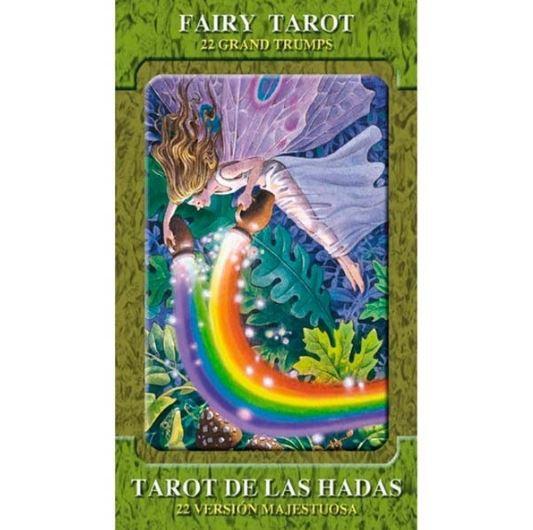 Fairy Tarot - Tarô das Fadas - Arcanos Maiores