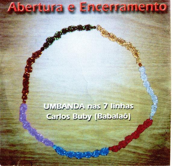 CD UMBANDA NAS 7 LINHAS - ABERTURA E ENCERRAMENTO