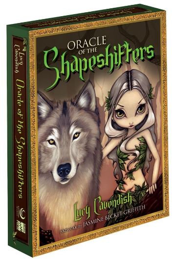 Oracle of the Shapeshifters ( 45 Cards + Guidebook )