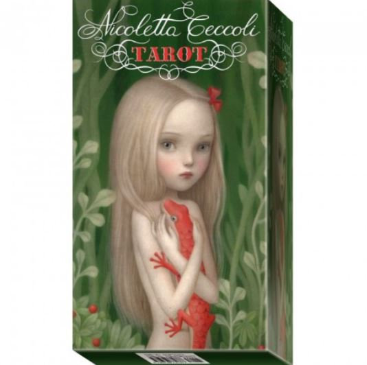 Nicoletta Ceccoli Tarot - Edição de Bolso