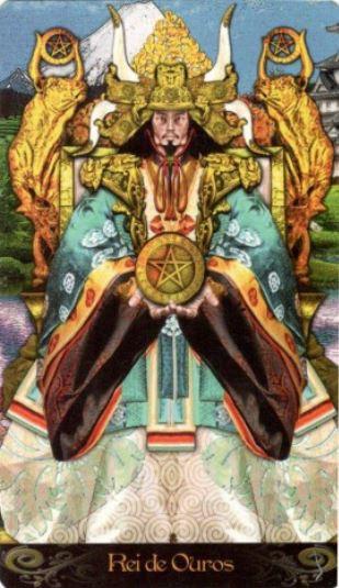 Tarô Illuminati (Cartas)