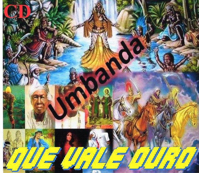 CD UMBANDA QUE VALE OURO