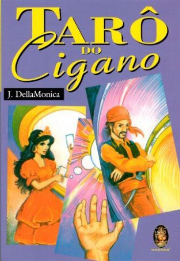 Tarô do Cigano (Livro + Baralho)
