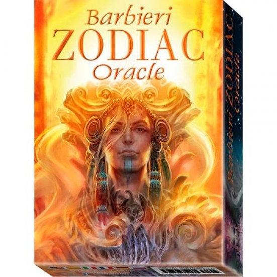 Barbieri Zodiac Oracle ( 44 cards + Guidebook)