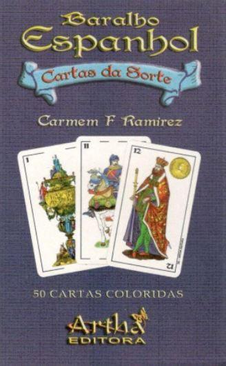 Baralho Espanhol - Cartas da Sorte