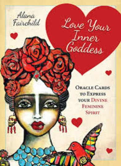 Love Your Innes Goddess Oracle( 44 cards + Guidebook )