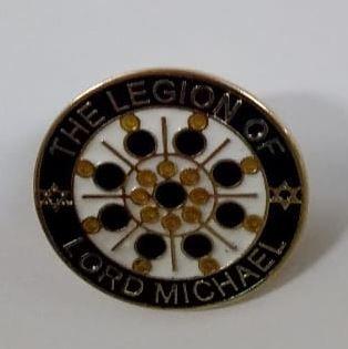 Medalhão Miguel Arcanjo - Bottom
