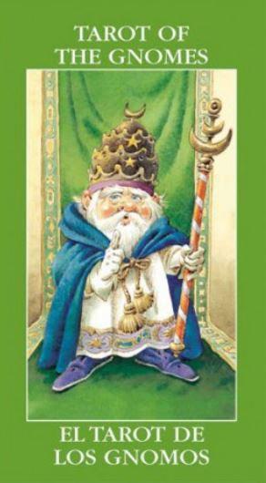 Tarot of The Gnomes - Tarô dos Gnomos - Edição de Bolso
