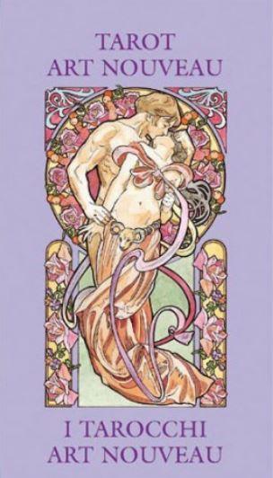Tarot Art Nouveau - Edição de Bolso