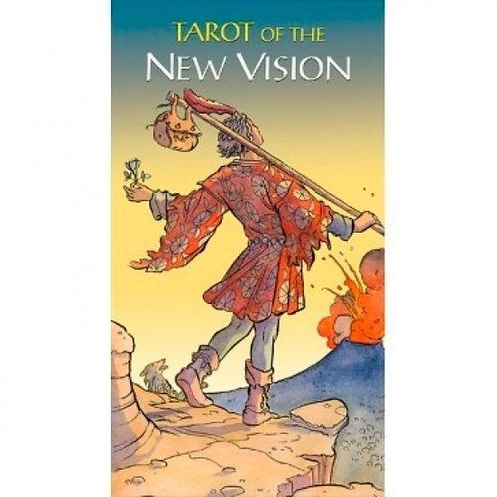 Tarot of the New Vision - Editora Lo Scarabeo  Descrição Baralho com 78 cartas d